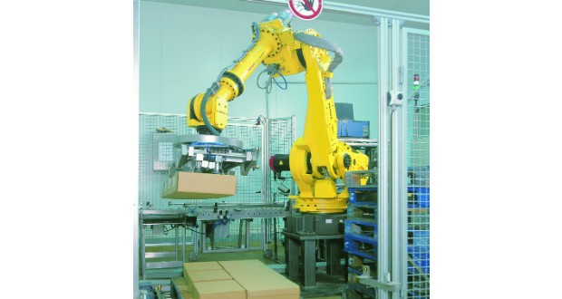 Fanuc claims industrial robot production world record