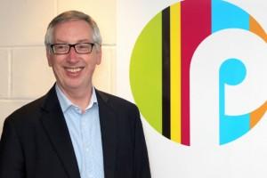 Robin Terry, head of Promo Packaging International