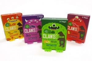 Bear Claws packs