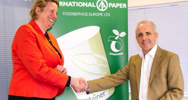International Paper Foodservice Europe hosts local MP