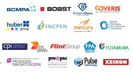UKPA 2016 sponsors
