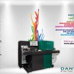 Dantex PicoColour II UV Inkjet Digital Label Press