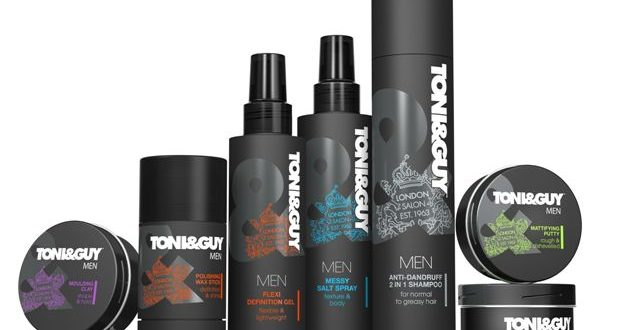 toni and guy hair styling products pb creative revamps branding for toni amp hair products 5739 | Tony Guy 620x330