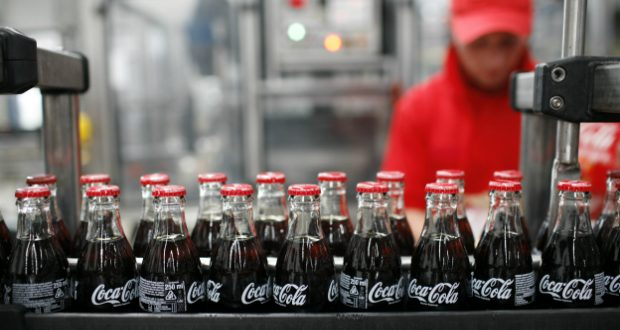Coca-Cola HBC named sustainability leader by Dow Jones