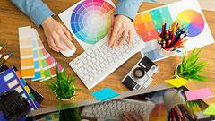 Design, pre-press and pack development services