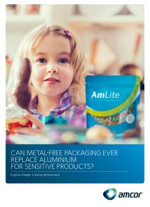 Can metal-free packaging ever replace aluminium for sensitive products?
