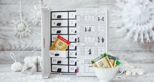 Newby Teas Launches Limited Edition Advent Calendar
