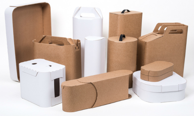 Cepac Launches Uk S First Curved Corrugated Packaging