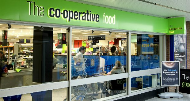Co-operative first to sell food past its 'best before' date