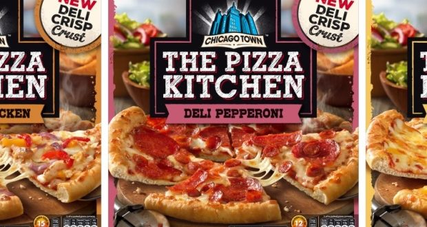 Dr Oetker The Pizza Kitchen Launch