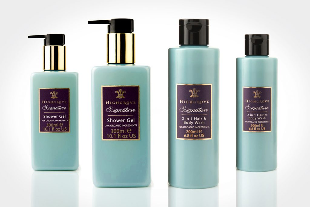 c1a113c18ce Spectra creates elegant new packs for Highgrove
