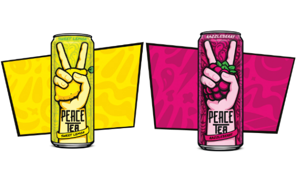 Peace tea web