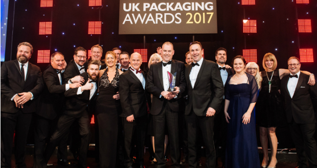 UKPA 2017 company of the year