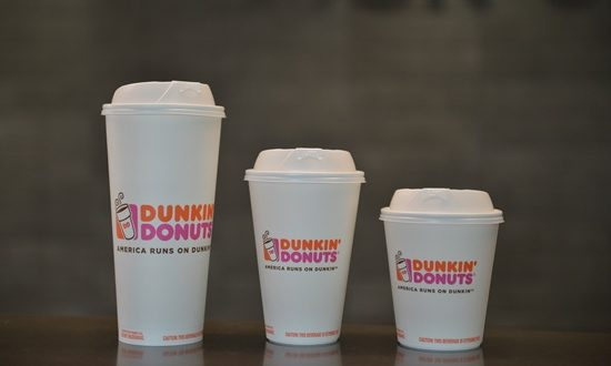Dunkin' Brands Group, Inc. (DNKN) EPS Estimated At $0.63