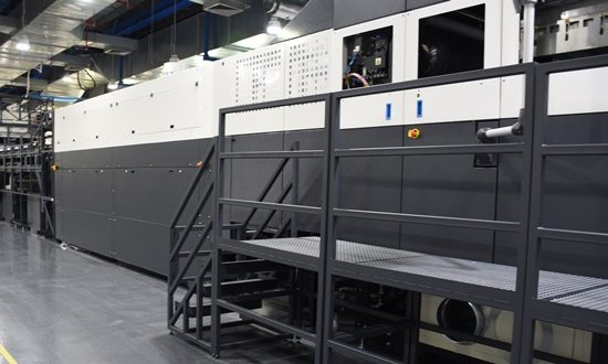 6e5f1b2528 Smurfit Kappa and HP bring first digital post-print corrugated press to  Europe