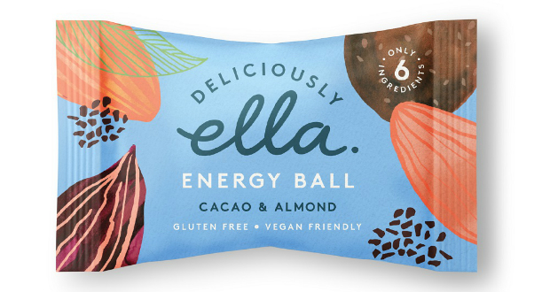 2c06aa3b6 Here Design creates brand refresh for Deliciously Ella plant-based foods