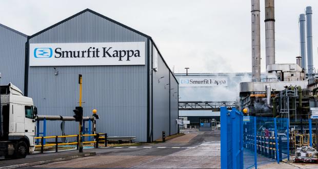 retro grootste korting grote verscheidenheid aan modellen Smurfit Kappa reduces carbon footprint with new UK paper mill