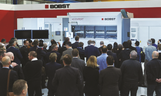 Bobst 'well placed' to boost sustainable packaging targets