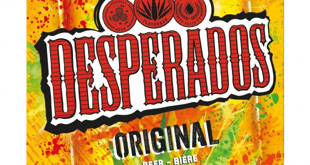 Desperados Unveils New Look Branding And Bottle Design