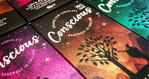 Image result for conscious chocolate