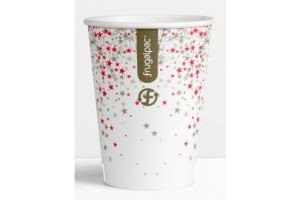 Recycled paper coffee cup has 60% lower carbon footprint