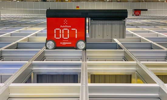 Sig Opens Fully Automated Warehouse For Spare Parts