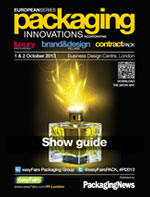 Packaging Innovations London 2013 Show Guide