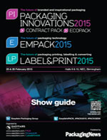 Packaging Innovations 2015 Show Guide
