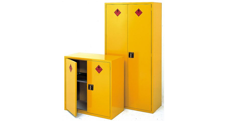 Hazardous Materials Storage Cabinet