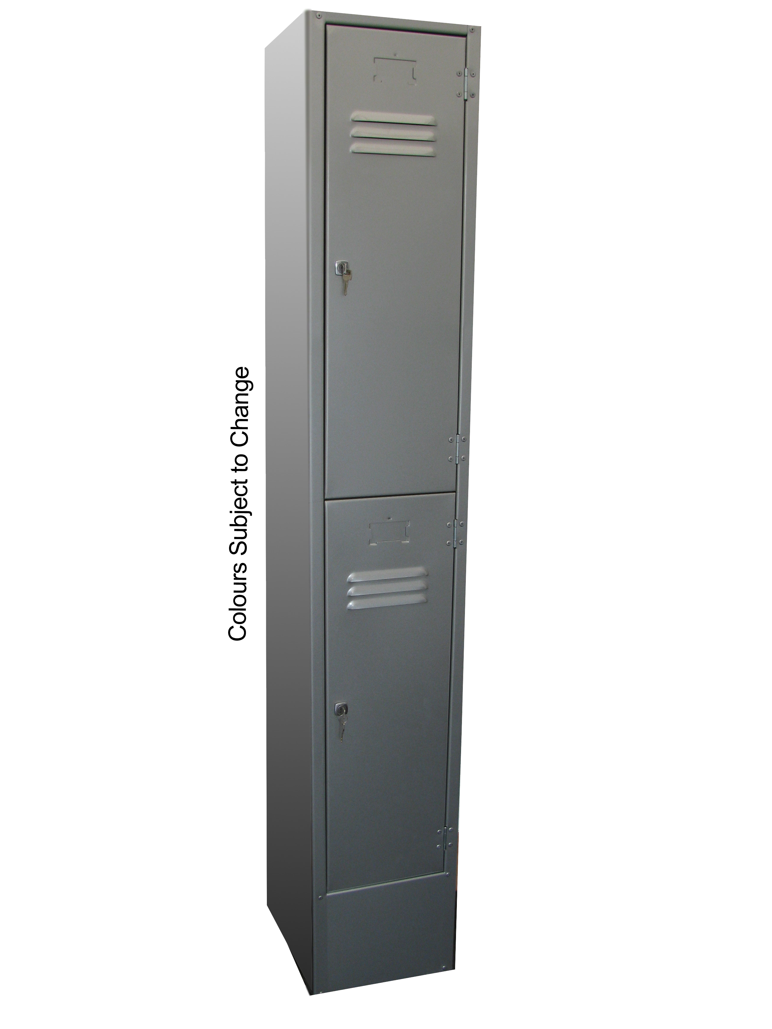 Steel Lockers – Two Door Steel Locker