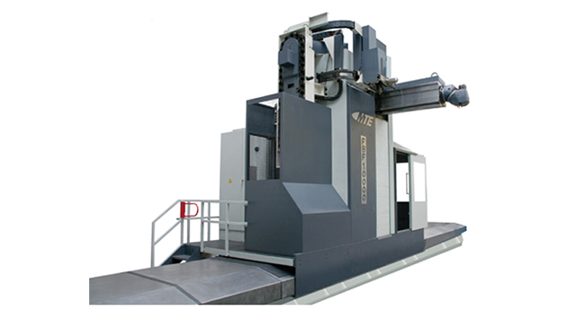 MTE FBF-M Range of Floor Type CNC Machines