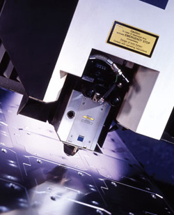 Laser Cutting and Profiling Service