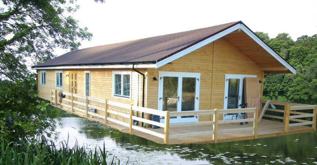 Flood Proof Cabins