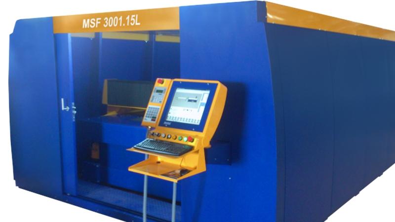 Plasma & Oxyfuel Cutting Machines – MSF