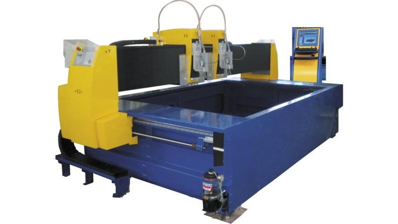 Water Jet Cutting Machine – AquaCut