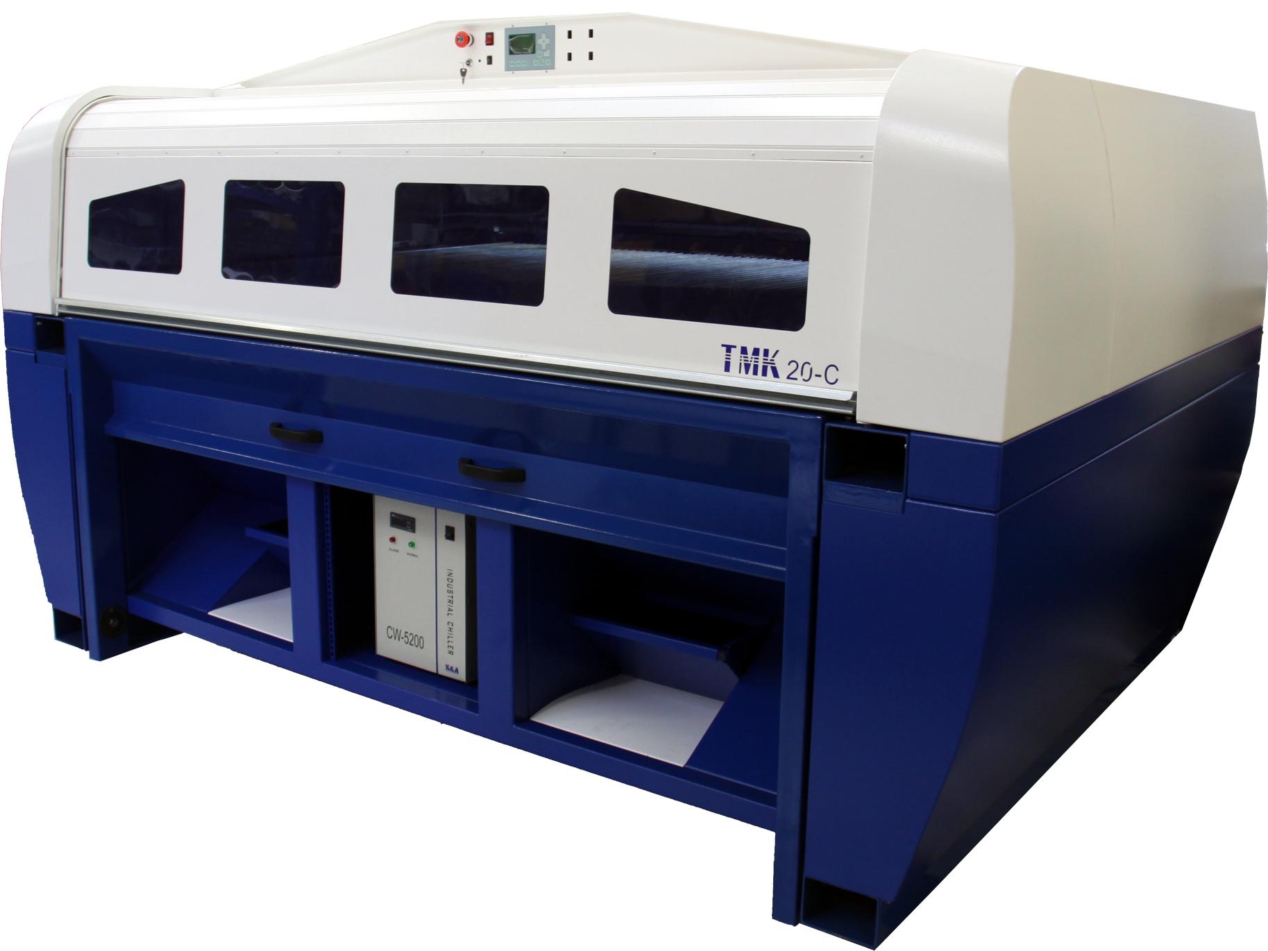 Laser Cutting Machine & Engraving Machine – Brand New
