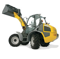 Hire Service for Plant Machinery & Attachments