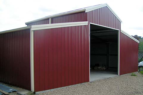 Livestock Buildings