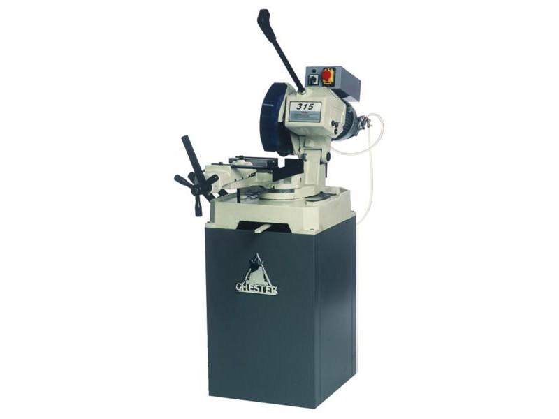 Chester 315CS Circular Cutting Off Machine – Pedestal