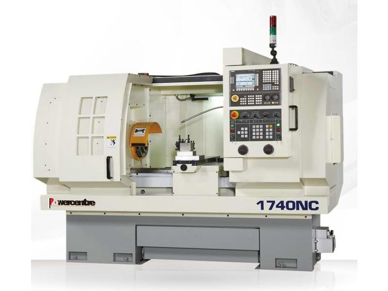 Powercentre 2080NC Lathe – CNC Electronic