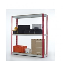 heavy-duty-shelving-1830mm-3-shelves-red