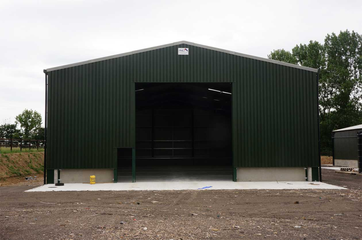 Steel Frame Buildings : Construction and building materials from iem uk