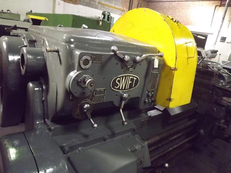 Swift 16C Lathe