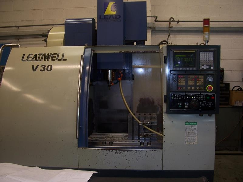 Leadwell V30 Machining Centre