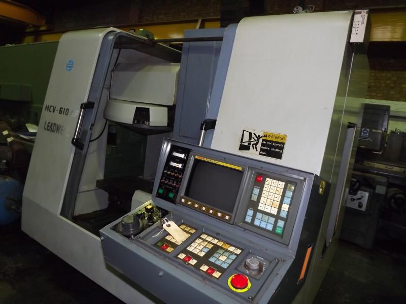 Leadwell MCV610 AP Machining Centre