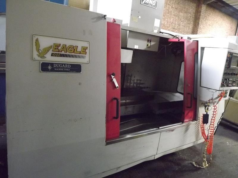 Yang SMV1000 Machining Centre