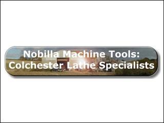 Nobilla Machine Tools Ltd Company Profile At Iem Uk