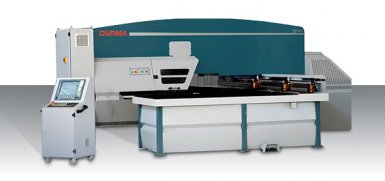 Durma TP Series Turret Punch Press