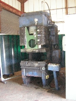 Kleen 200t Hydraulic Press