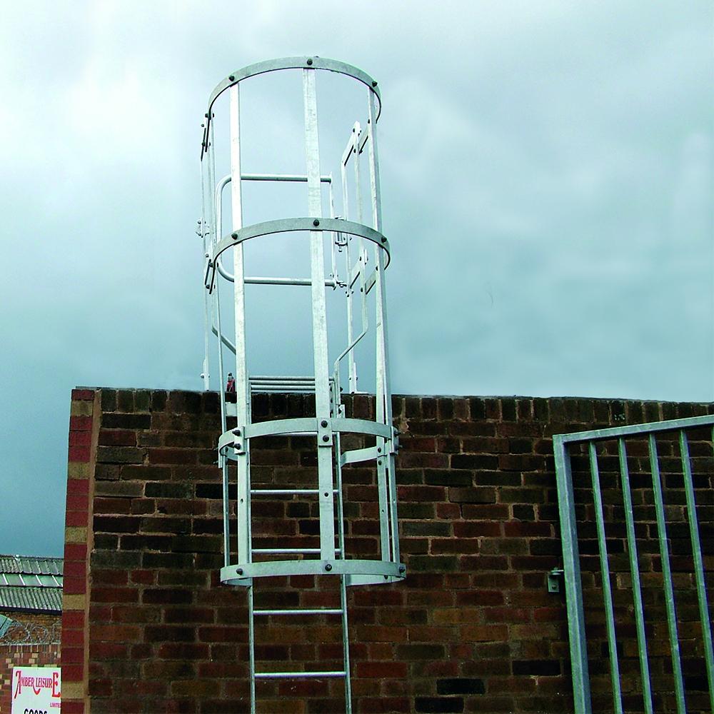 Vertical Access Ladder Kits